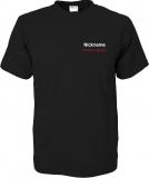 Fiat500-Forum.de T-Shirt schwarz/weiß