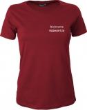 Freemont.de Girly-Shirt rot/grau