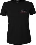 Freemont.de Girly-Shirt schwarz/weiß