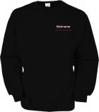 Fiat500-Forum.de Sweater schwarz/weiß