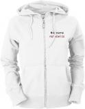 Freemont.de Ladies Hooded Jacket weiß/schwarz