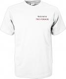 Tipo-Forum.de T-Shirt weiß/schwarz