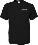 Tipo-Forum.de T-Shirt schwarz/weiß