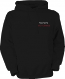 Tipo-Forum.de Hooted Sweater schwarz/weiß