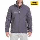 New-Jeep-Forum.de Softshell Jacke (Dark grey/Woodland camou Khaki)
