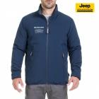 New-Jeep-Forum.de Softshell Jacke (Blue/Woodland camou Blue)