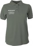 NJF.FUN Polo-Girly-Shirt (Olive/white)