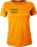NJF.FUN Girly-Shirt (Orange/black)