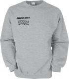 NJF.FUN Sweater (Grey Heather/black)