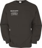 NJF.FUN Sweater (Brown/white)