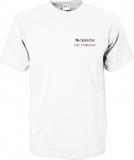 Fiat-Forum.de T-Shirt weiß/schwarz