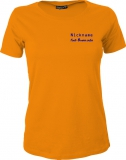 Fiat-Bravo.info Girly-Shirt orange/blau