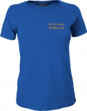 Fiat-Bravo.info Girly-Shirt blau/orange