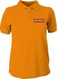 Fiat-Bravo.info Polo-Girly-Shirt orange/blau